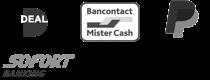 Betaalopties van MSTR
