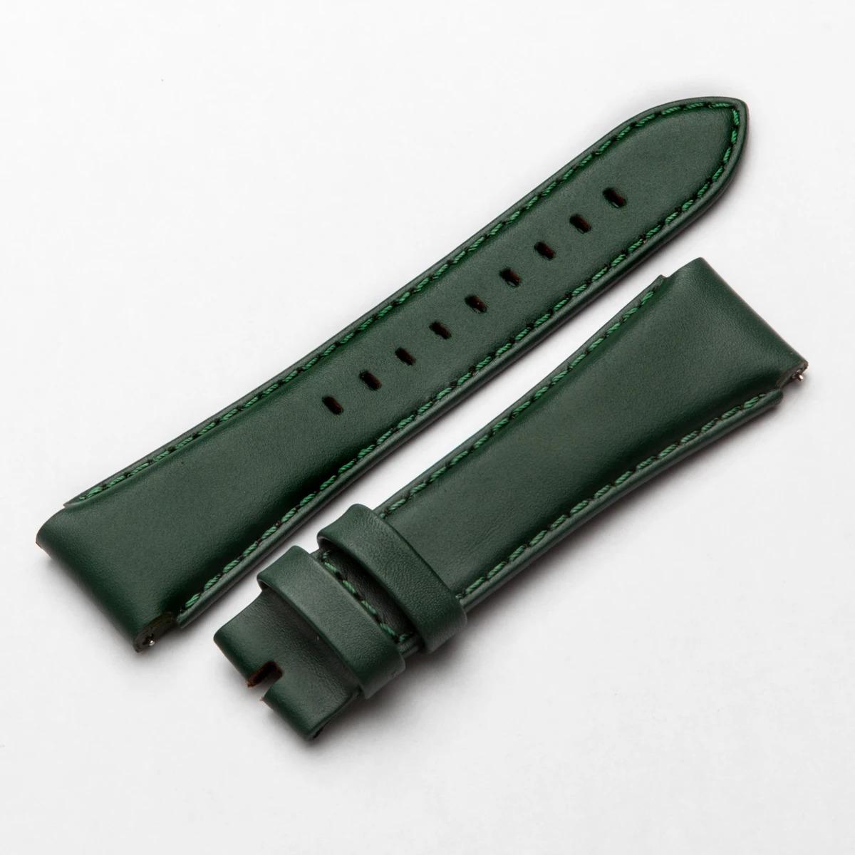 Natural – Grünes Leder
