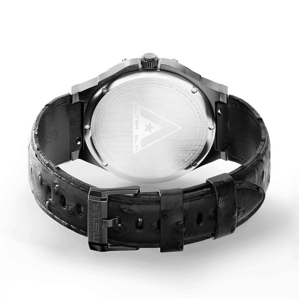 Carbon Schwarz - Leder