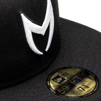 MSTR Cap -  Schwarz & Weiß