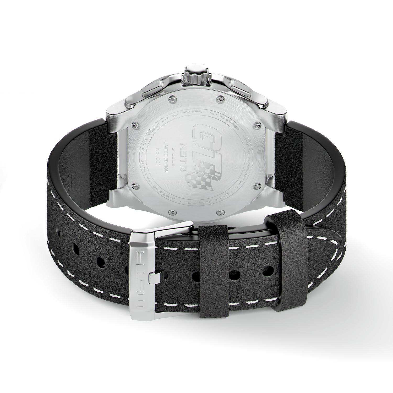 Silber – Leder