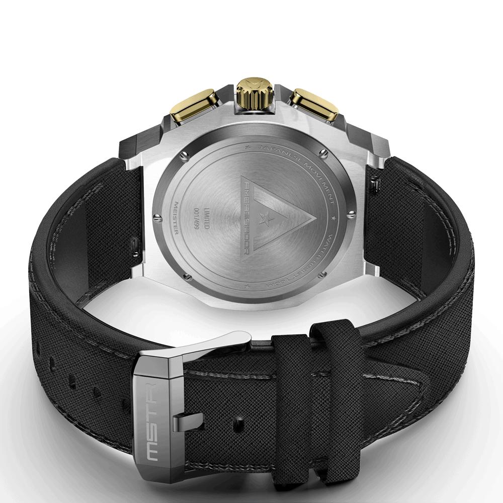Silber & Gold – Leder