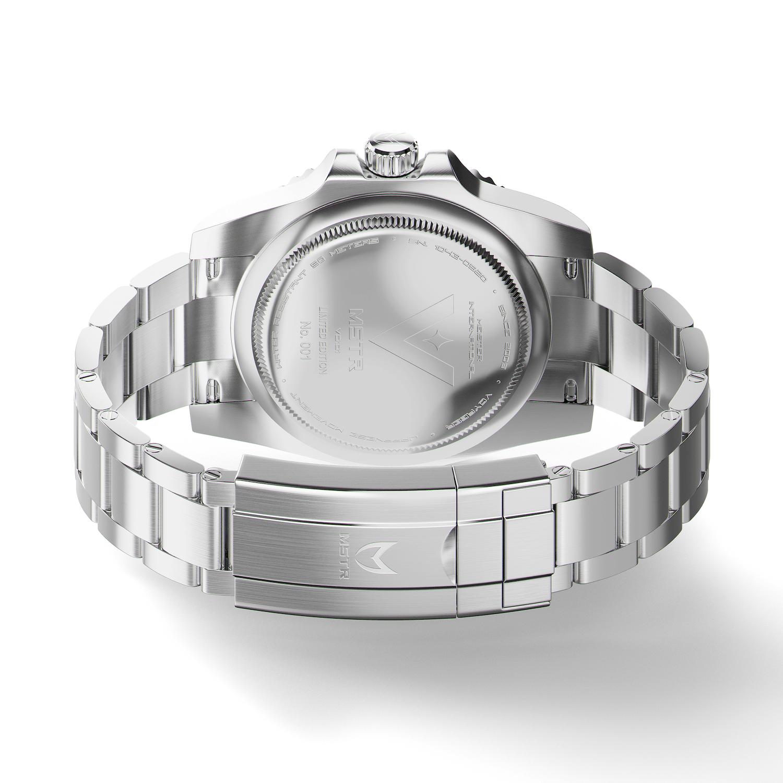 Automatic - Silber & Schwarz